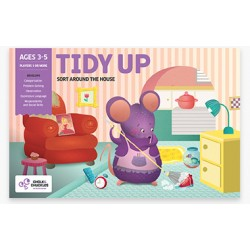TIDY UP(Game around the home)
