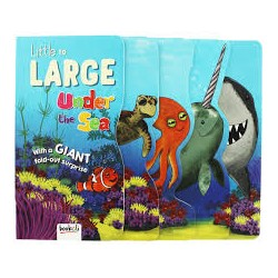 Little to Large Under the Sea