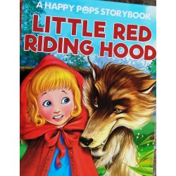 A happy pop up Little red riding hood