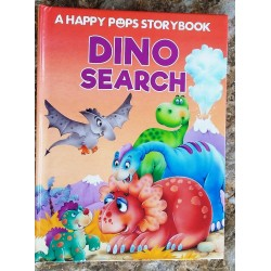 A happy pop up Dino Search