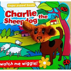 Finger Puppet Book - Charlie the Sheepdog