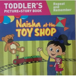 NAISHA AT THE TOYSHOP