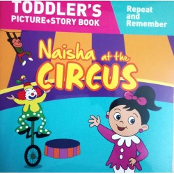 NAISHA AT THE CIRCUS