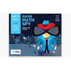 SUPER MATH SPY(Speedy Math Game)