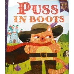 PUSS IN BOOTS CLASSIC FAIRY TALES