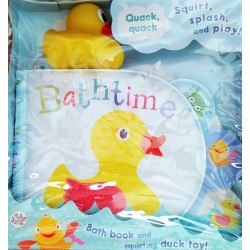 Bathtime Book