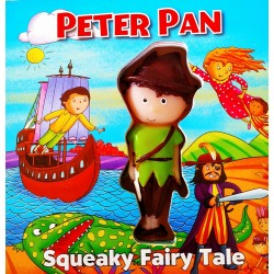 Fairytale Squeaky Book - Peter Pan