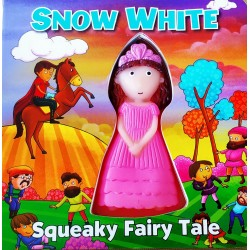 Fairytale Squeaky Book - Snow White