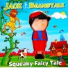 Fairytale Squeaky Book - Jack and the Beanstalk