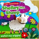 Finger Puppet Book - Shelly the Sheep