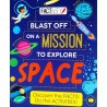 Facivity -Blast off on a mission to explore Space