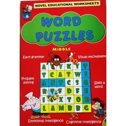 Word Puzzles Middle Level